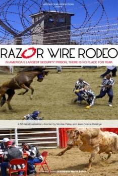 Родео за колючей проволокой / Razor wire rodeo