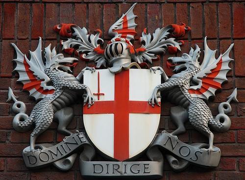 герб Лондонский Сити