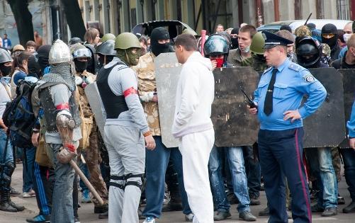 2 мая в Одессе