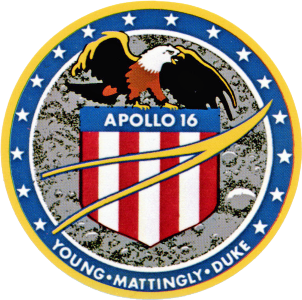 Аполлон-16. Видео хроника / Apollo. Video chronicle