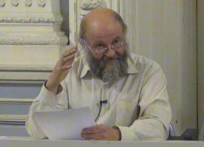 Владимир Лапин (биография, лекции)
