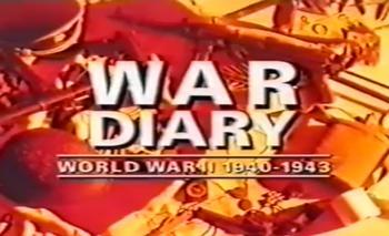 Военный дневник 1940-1943
